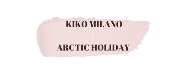 Artic Holiday Matte Lipstick Review